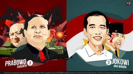 Prabowo Jokowi 2560x1440 by mospies