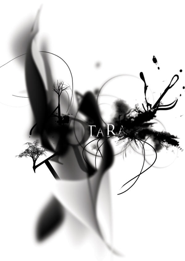 tara brush n blur by taramultimedia