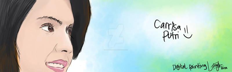 carissa putri painting