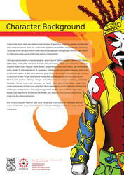 Si Ondel_Background Character