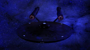 Entering the Nebula by GlenRoberson