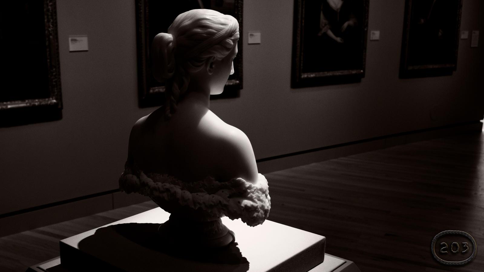 The Goddess Proserpine by GlenRoberson