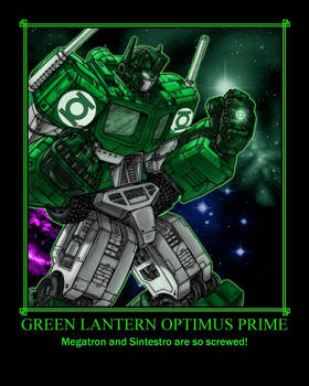 GL Optimus Motivation