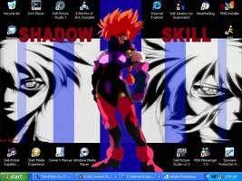 Shadow Skill Sibs: Elle Ragu by YoungbloodFist