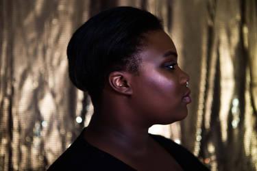 Portrait of My Hairdresser (AngieMarieDreams.com)