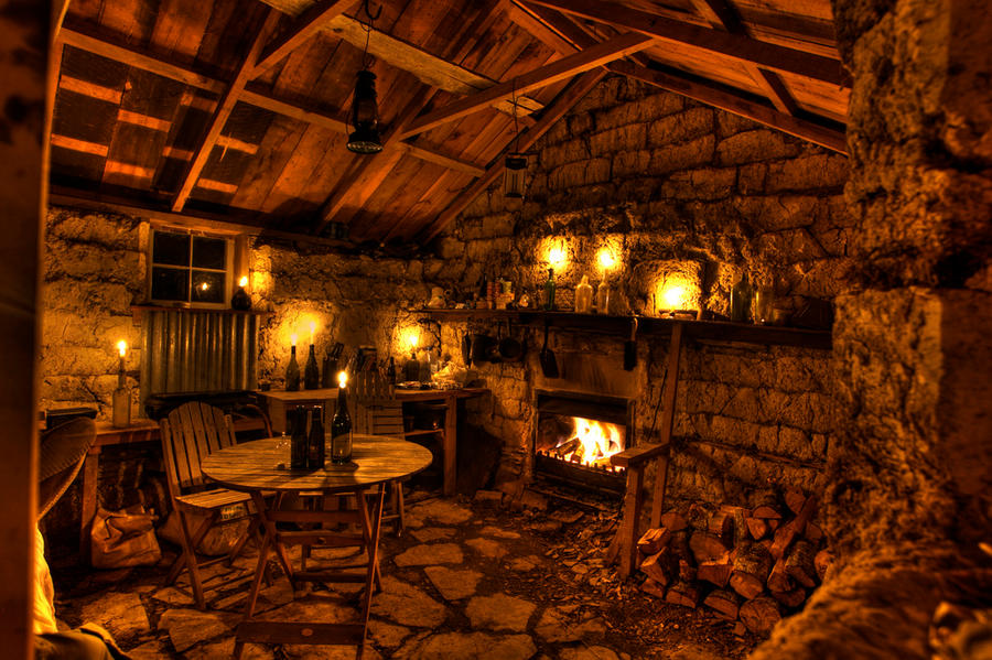 Inside the sod hut by redbastard77 on deviantart - Inside home image ...
