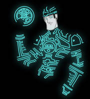 Tron by Keithums