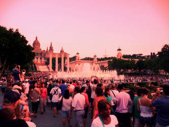 Magic Fountain of Montjuic by ScreamingStar