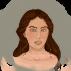 Lyanna Stark by Chachamaru-sama