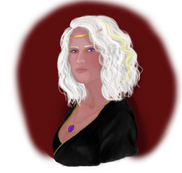 Princess Elaena Targaryen by Chachamaru-sama