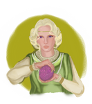 Princess Rhaena Targaryen by Chachamaru-sama