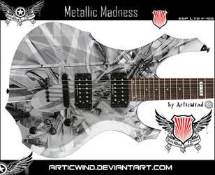 CDG: Metallic Madness by ArticWind
