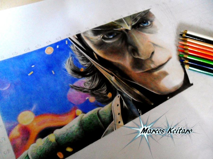 WIP, Loki by rosan-mate