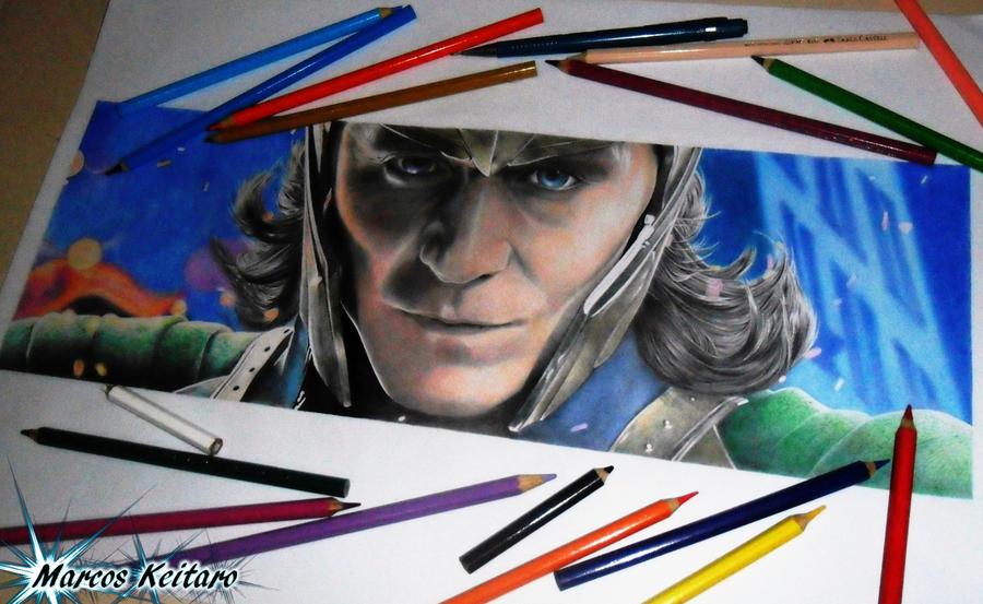 Loki by rosan-mate