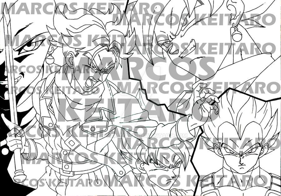 Dragon Ball Super Fanart by rosan-mate