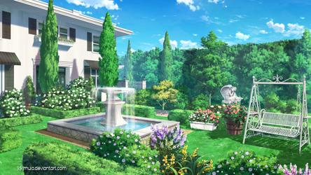 Visual Novel Background