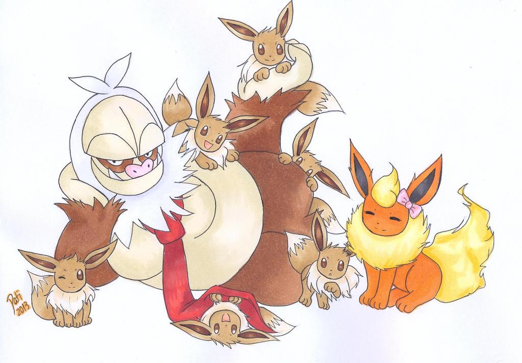 StupidFox Contest Winners! by eychanchan on DeviantArt