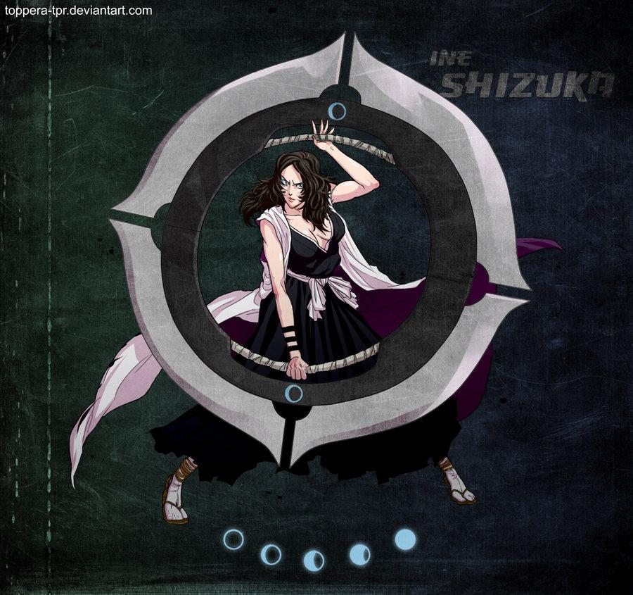 Bleach Oc Hakugin Jin By Sarzill On Deviantart: Bleach OC Ine Shizuka By Sarzill On DeviantArt