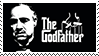 The GodFather Stamp by QaneaII