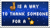 Llama for Fave (Stamp) by QaneaII