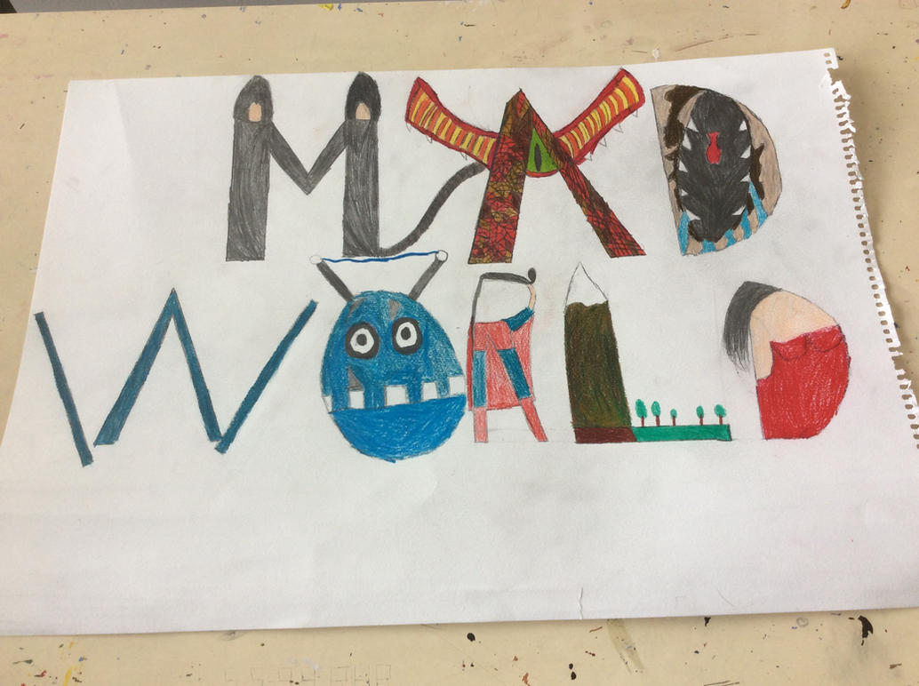 MAD WORLDS by nyarlathotep115