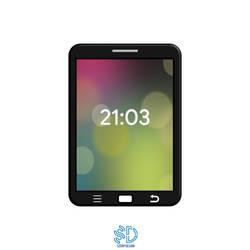Tablette Vector by scorpdesigner