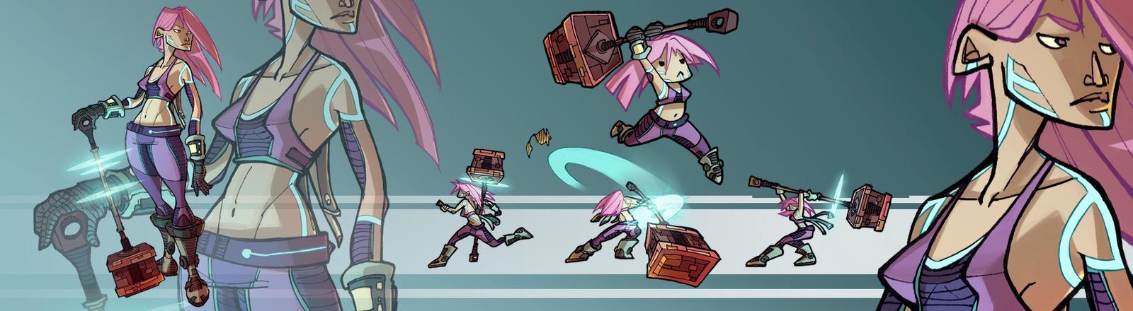 Berserk-Lightning Returns by Gyrard