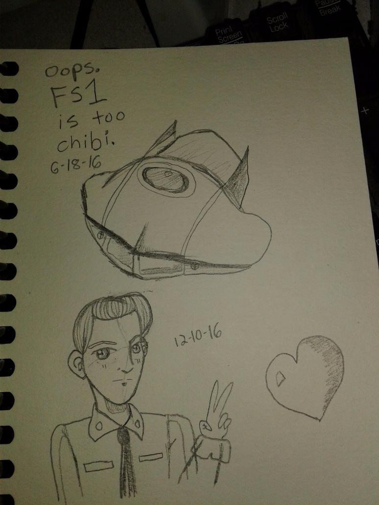 VTTBOTS doodles by cellytron