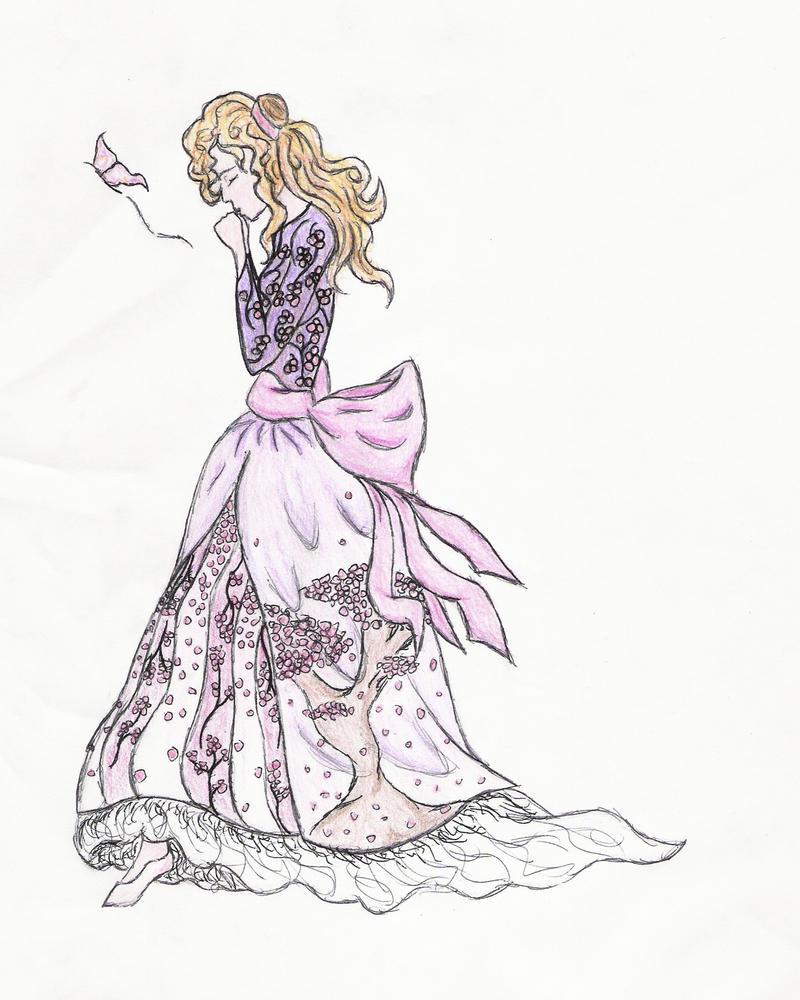 Blossom Dress by naomibug