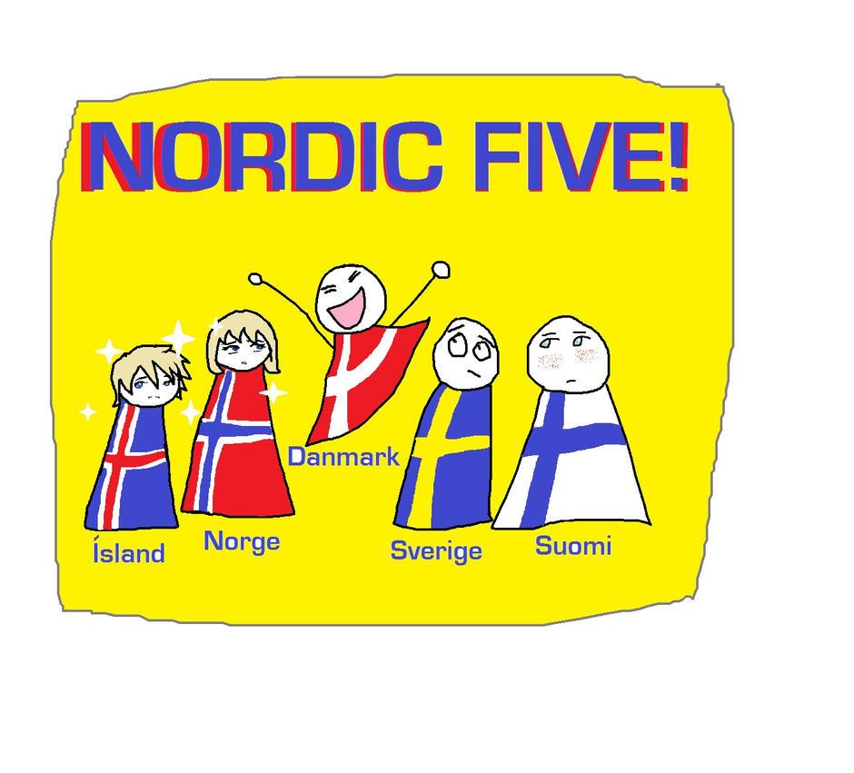 Slips nordic five by neska chan on deviantart What is nordic