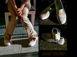 Paramore RIOT shoes