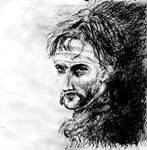 Domogarow jako Jurko Bohun by AmrasVeneanar