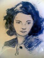 Dziewczyna w blekicie by AmrasVeneanar