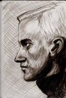 Tom Felton - Draco Malfoy v. 2 by AmrasVeneanar
