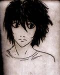 L -Ryuuzaki- Death Note v. 2