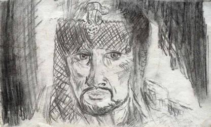 Tuhaj-bej by AmrasVeneanar