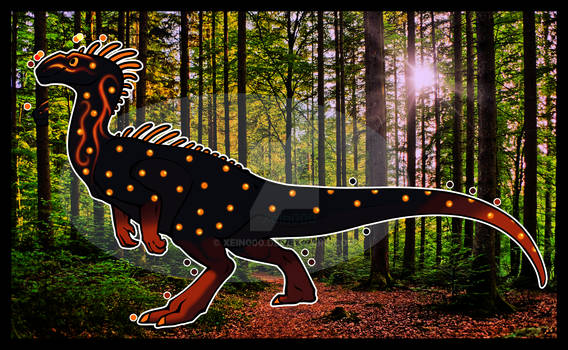 Plateosaurus Adopt 1 - Closed