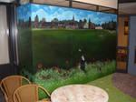 Panoramic Mural Painting Part 4