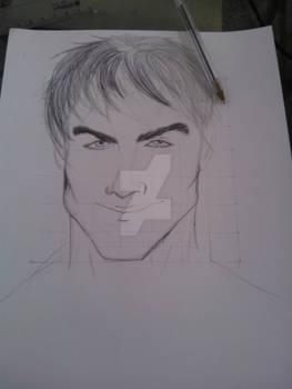 Ian in progress 2