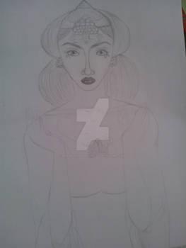 Yavanna sketch