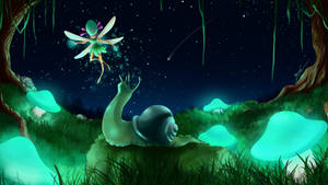The fairy and the snail