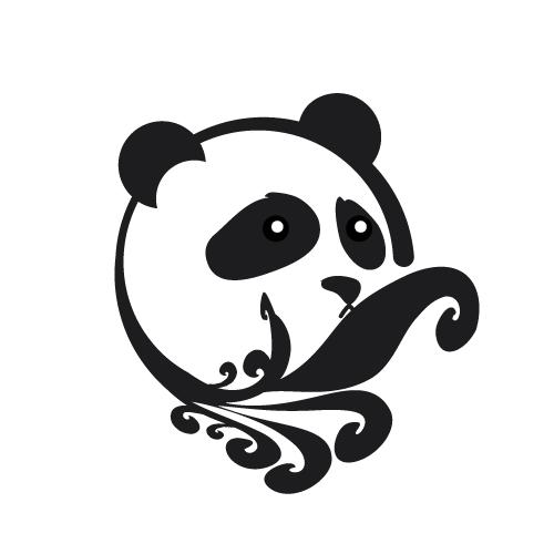 I'm a sad Panda by AstroSnowball