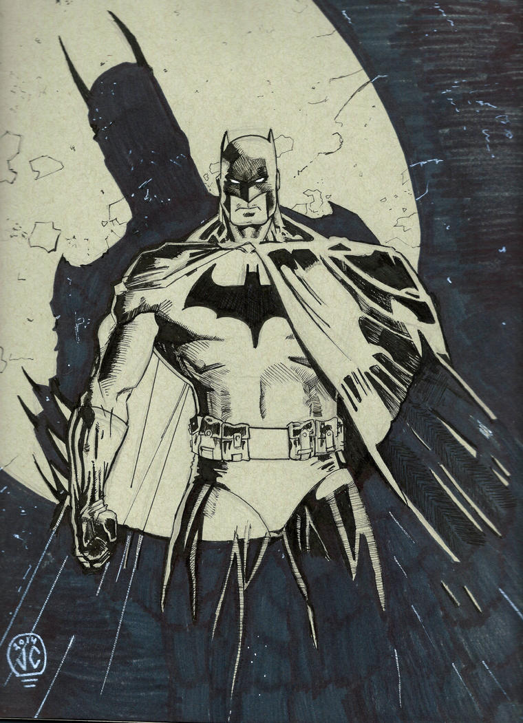 Batman comic drawing by jessecarlsteen on deviantart batman comic drawing by jessecarlsteen voltagebd Image collections