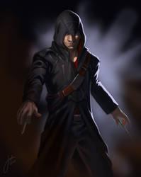 Desmond Miles: Master Assassin by JophielS