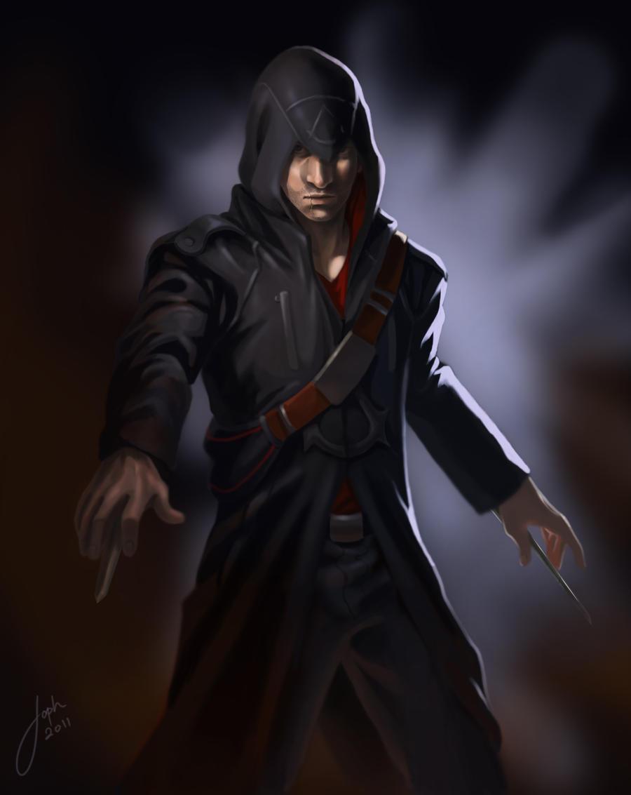 Desmond Miles: Master Assassin by JophielS on DeviantArt