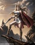 She-Ra Princess of Power (Original Cover Art)