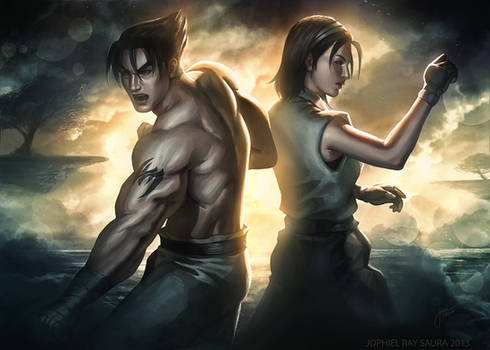 Tekken Tag Tournament 2: Mother and Son