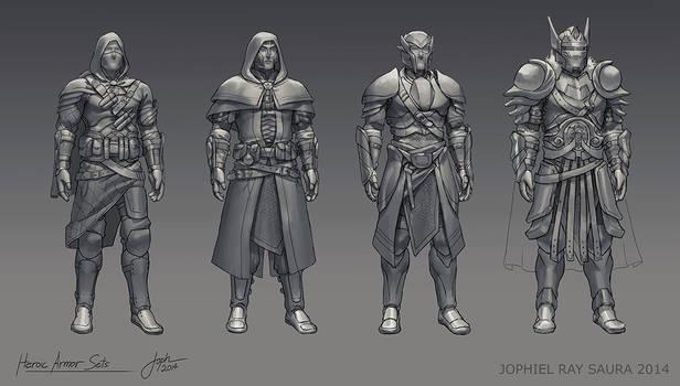 Heroic Armor Sets