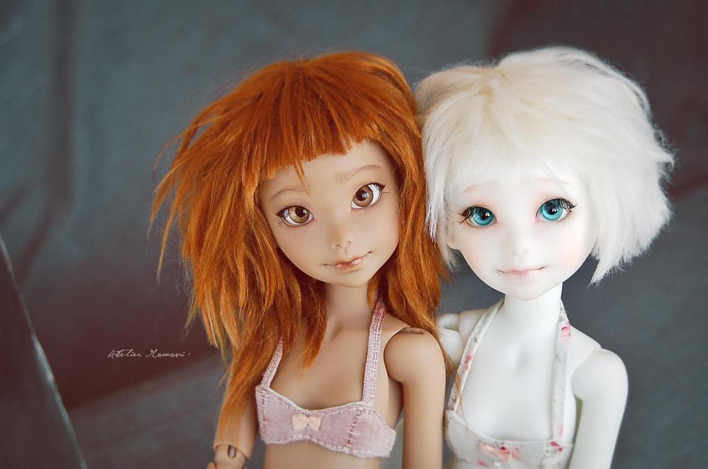 Reira x Reira - Nena02 Atelier Momoni Doll by lolaart