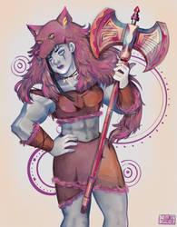 Karrath // DnD Original Character Design
